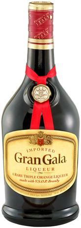 Gran Gala Liqueur Triple Orange